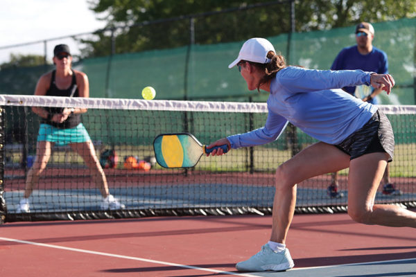 Embrace Summer's End with a New Skill: Learn How to Play Pickleball