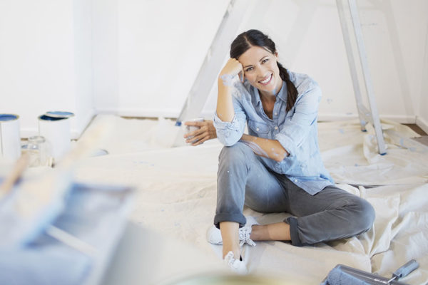 Project Patience: How to Handle the In Between Stages of a Home Project