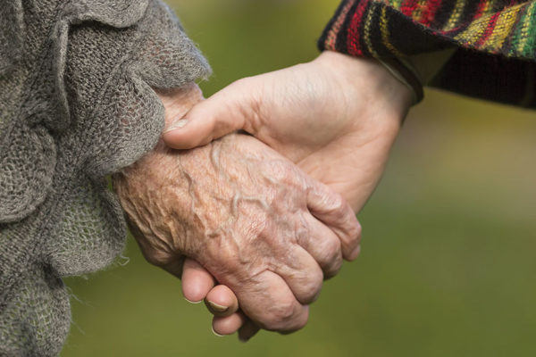 Role Reversal: Adults and Aging Parents