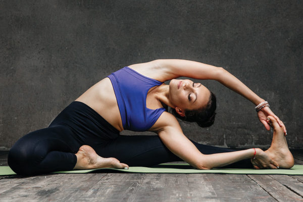 What Yoga Reminded Me About Life