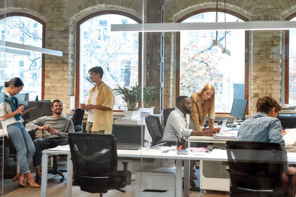 The Five Types of People You Meet at the Office