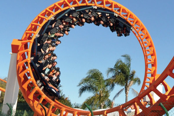 The Best Roller Coasters on the East Coast