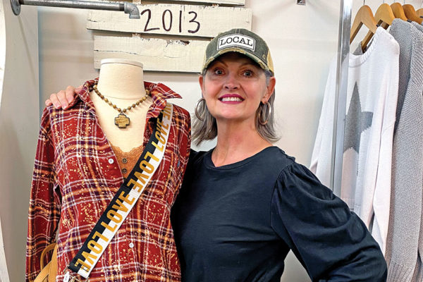 Autumn Chic at Penny Lane Boutique: Shop Local in Clemmons this Fall
