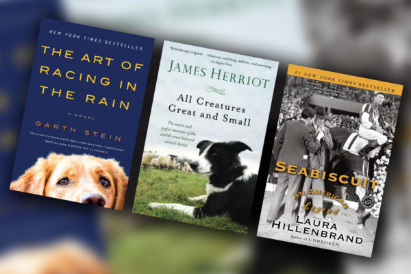 Writers Who Read: The 3 Best Books for Animal Lovers
